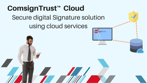 חתימה דיגיטלית | חתימה אלקטרונית בענן