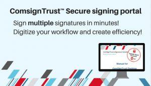 פורטל חתימה דיגיטלית אונליין לחתימה מכל מקום בכל מכשיר