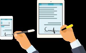 תכנת חתימה דיגיטלית