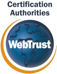 WebTrust Certification Authorities