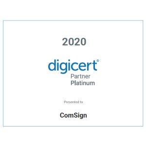digicert partner